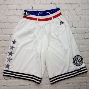RARE 2015 NBA All Star Eastern Conference Shorts
